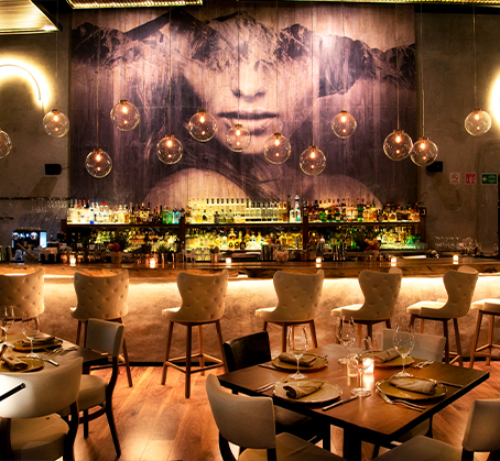 Restaurant RosaNegra Cancun