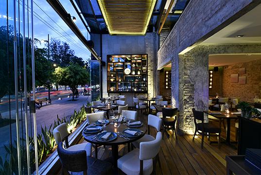 Rosanegra Restaurant Locations Cancun Tulum Mexico
