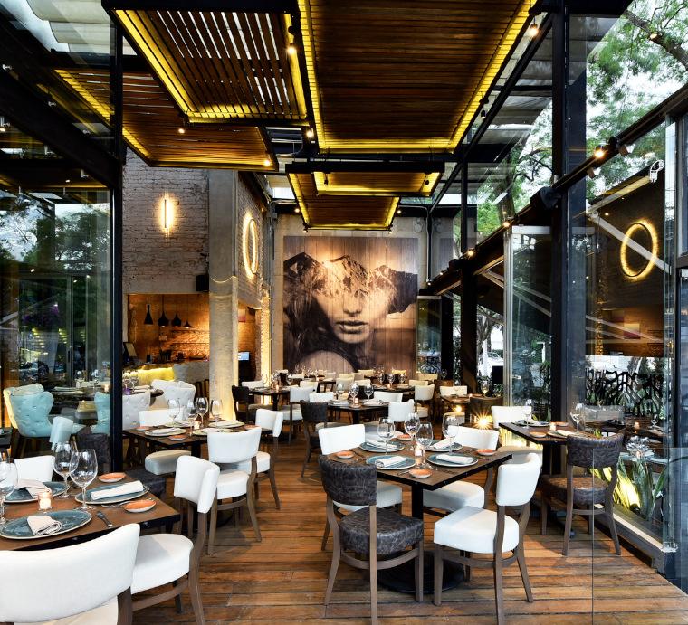 Rosanegra Restaurants In Cancun Mexico City Tulum